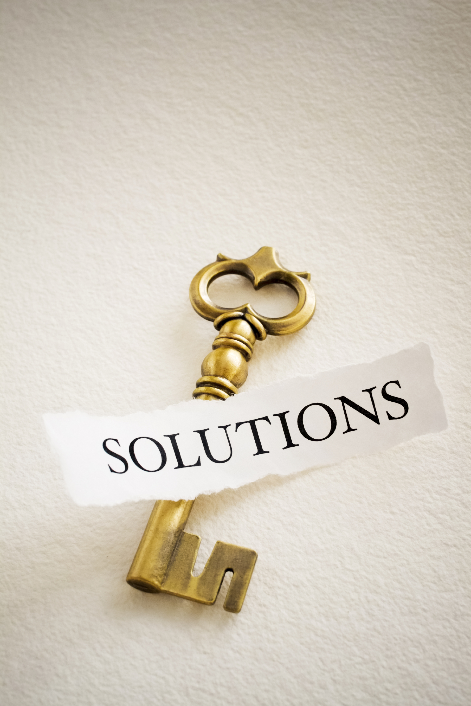 Gold-Solutions-Key-L